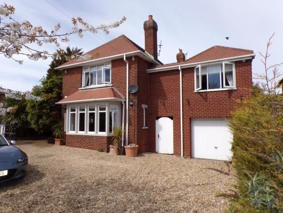 Thumbnail Detached house for sale in Newton Drive, Blackpool, Lancashire