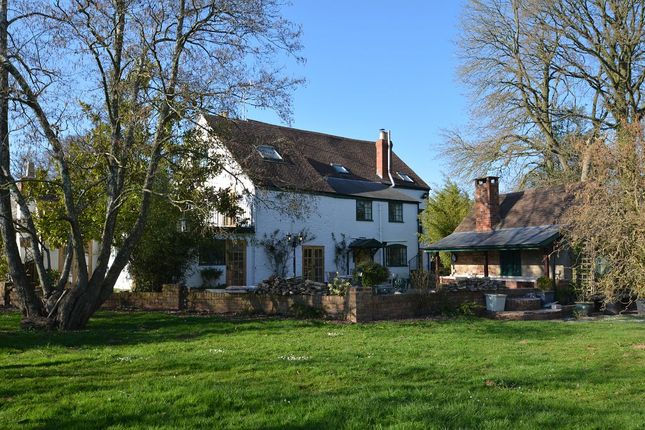 Thumbnail Detached house for sale in Brassmills, Malswick, Newent, Gloucestershire.