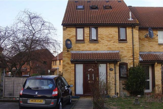 Thumbnail Semi-detached house to rent in Badgers Close, Hayes, Middlesex