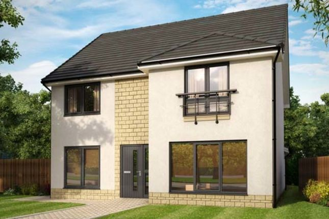 Thumbnail Flat for sale in Haddington