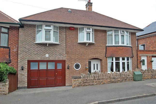 Thumbnail Detached house for sale in Newfield Road, Sherwood, Nottingham