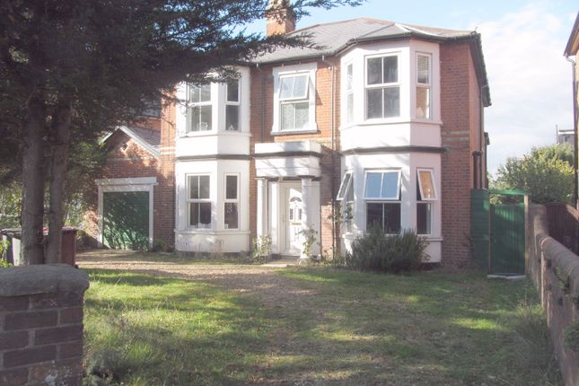 Thumbnail Detached house to rent in Erleigh Road, Reading
