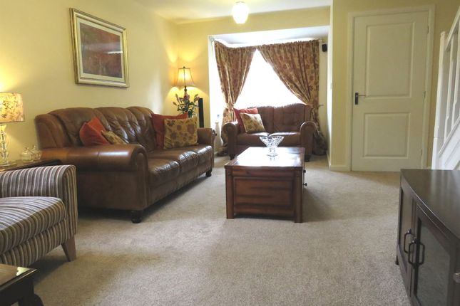 Thumbnail Detached house for sale in Sweet Water Court, Lostock Gralam, Northwich