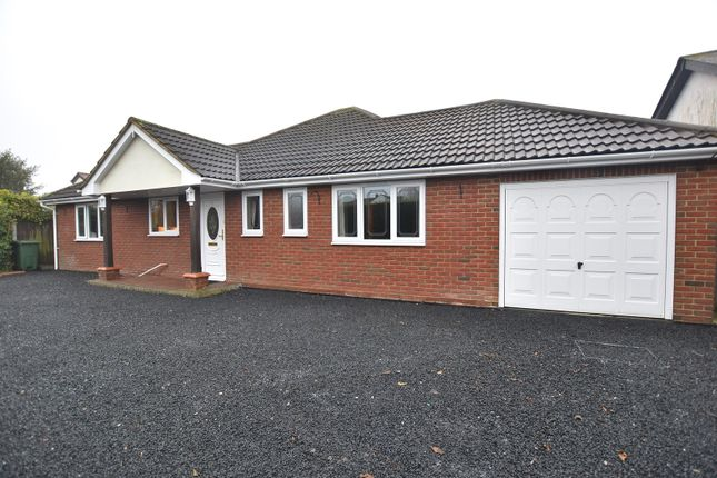 Thumbnail Detached bungalow for sale in The Drive, Maylandsea