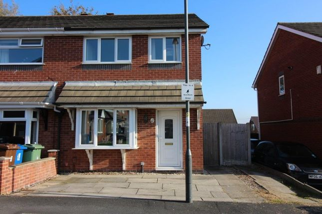 3 bed semi-detached house for sale in Millbeck Crescent, Pemberton, Wigan