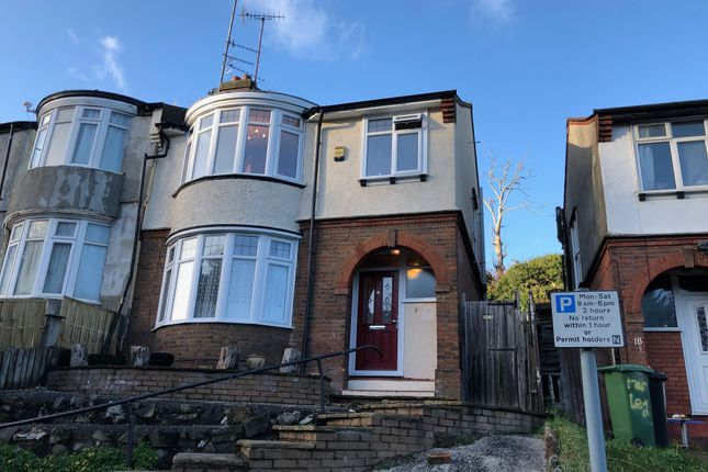 Thumbnail Semi-detached house to rent in Farley Hill, Luton