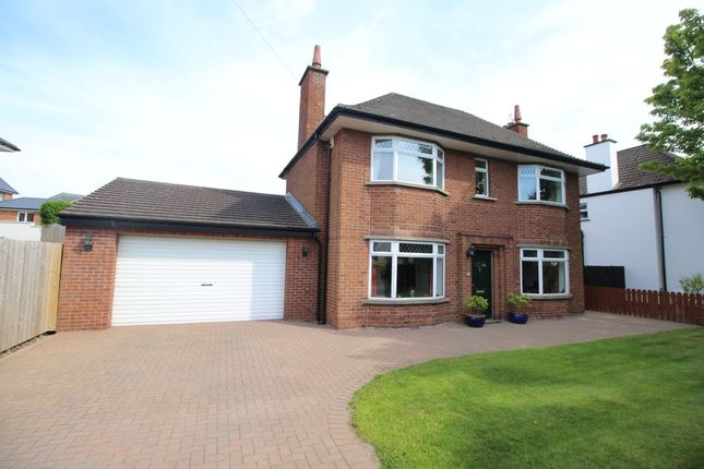 Thumbnail Detached house for sale in Clifton Road, Bangor