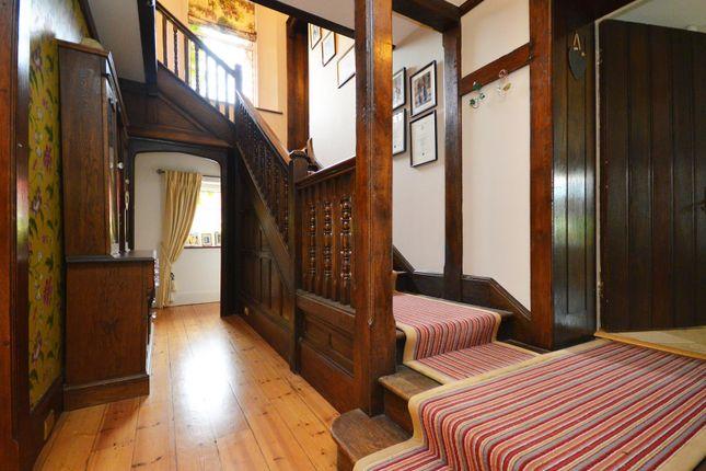 Hallway of Sleep Lane, Whitchurch Village, Bristol BS14