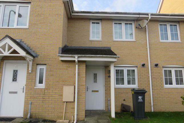 2 bed terraced house for sale in Ffordd Brynhyfryd, Old St. Mellons, Cardiff
