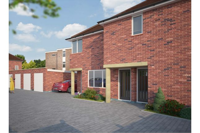 Thumbnail Property for sale in Mullion Close, Luton
