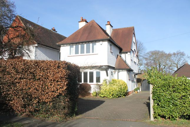 Thumbnail Detached house to rent in Austenway, Chalfont St. Peter, Gerrards Cross, Buckinghamshire