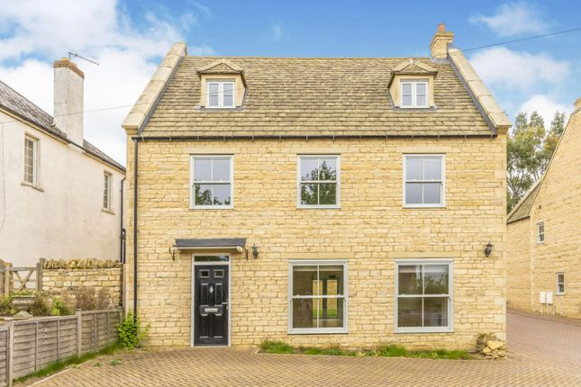 Thumbnail Detached house to rent in Field Close, Collyweston, Stamford