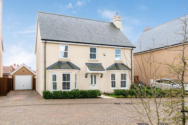 Thumbnail Detached house for sale in Ellicott Grove, Biggleswade
