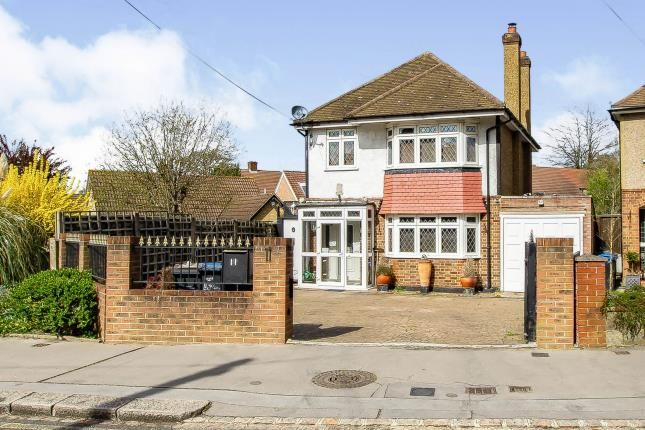 3 bed detached house for sale in West Way Gardens, Shirley, Croydon, Surrey CR0