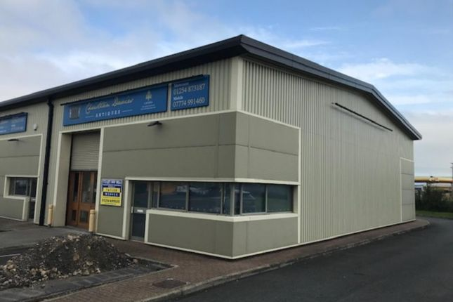 Thumbnail Industrial to let in Hulme Court, Commercial Road, Darwen