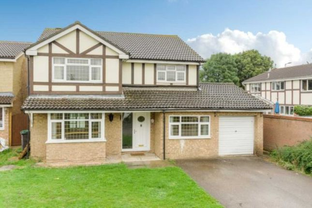 Thumbnail Detached house for sale in Naylor Avenue, Kempston, Bedford