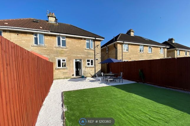 4 bed semi-detached house to rent in Bath, Bath BA2