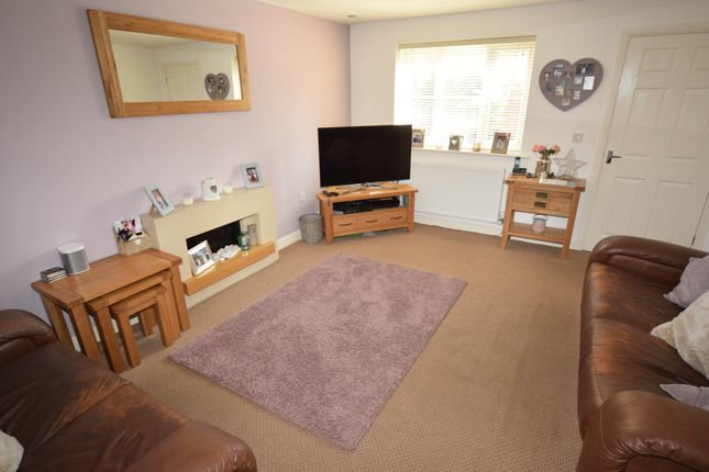 Lounge of Farnham Close, Barrow-In-Furness, Cumbria LA13