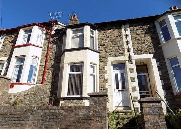 Thumbnail Terraced house for sale in Richmond Road, Six Bells