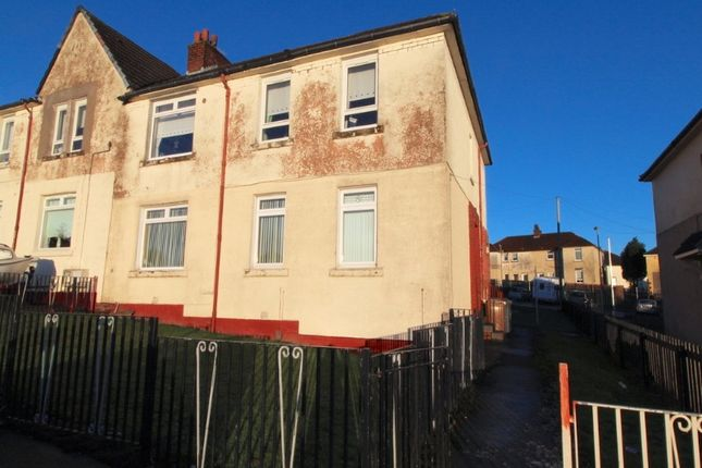 Thumbnail Flat to rent in Wheatholm Street, Airdrie, North Lanarkshire