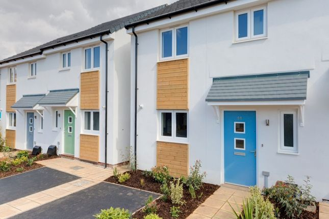 Thumbnail Semi-detached house for sale in The Vines Nightingale Close, Plymouth