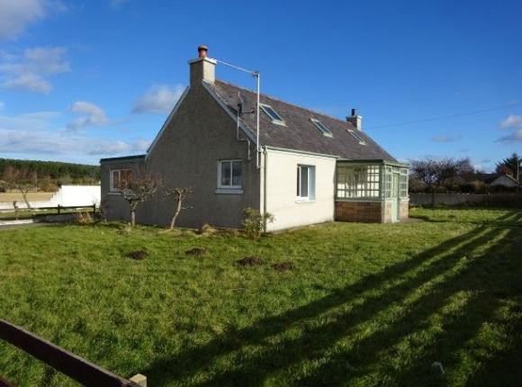 Thumbnail Cottage to rent in Muir Of Lochs, Garmouth, Fochabers
