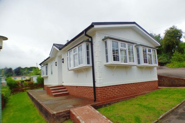 Thumbnail Detached bungalow for sale in Railway Road, Cinderford
