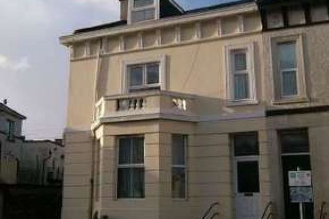 Thumbnail Flat to rent in Moor View Terrace, Mutley, Plymouth