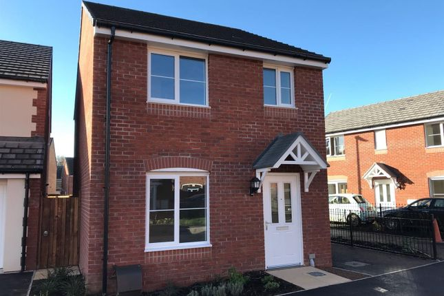 Thumbnail Detached house to rent in Hurricane Way, Jubilee Park, Newport
