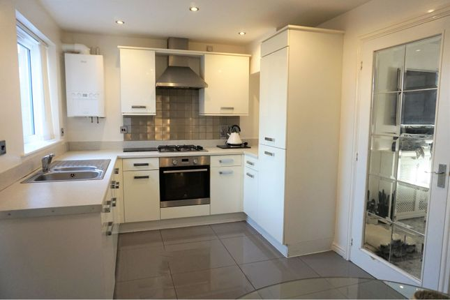 Thumbnail Town house to rent in Maize Beck Walk, Stockton-On-Tees