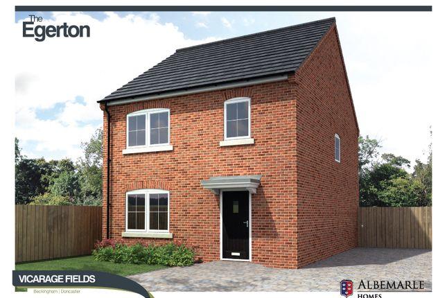 Thumbnail Detached house for sale in Walkeringham Road, Beckingham