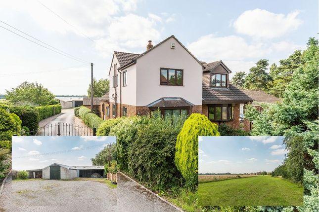 4 bed detached house for sale in Burnham Road, Epworth, Doncaster