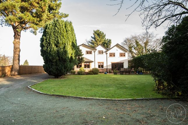 Thumbnail Detached house for sale in Hall Road, Scarisbrick, Ormskirk