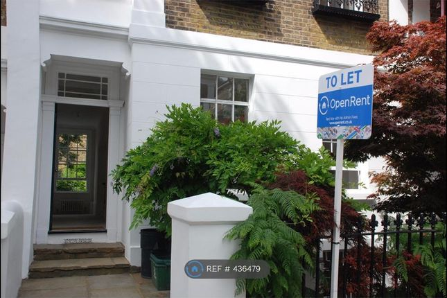 Thumbnail Terraced house to rent in Richmond Avenue, London