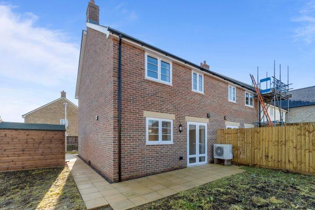 Terraced house for sale in Walnut Grove Villas, Henstridge