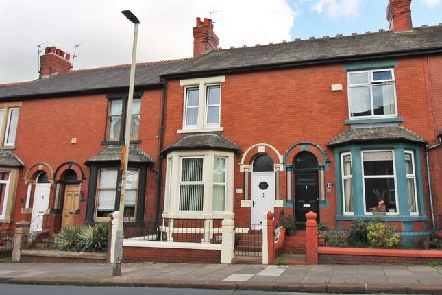Terraced house for sale in Blackwell Road, Carlisle