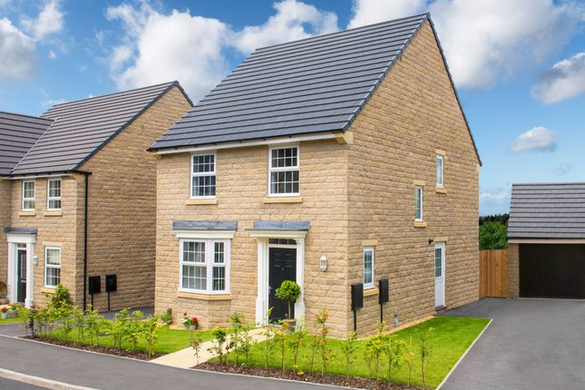 """Thumbnail Detached house for sale in """"Irving"""" at Commercial Road, Skelmanthorpe, Huddersfield"""