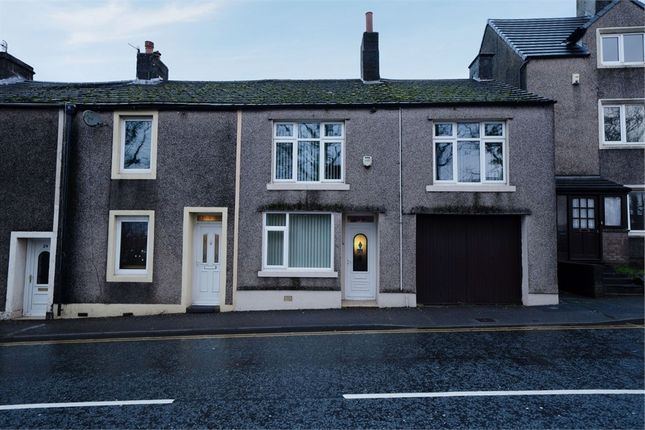 Thumbnail End terrace house for sale in Leconfield Street, Cleator Moor, Cumbria