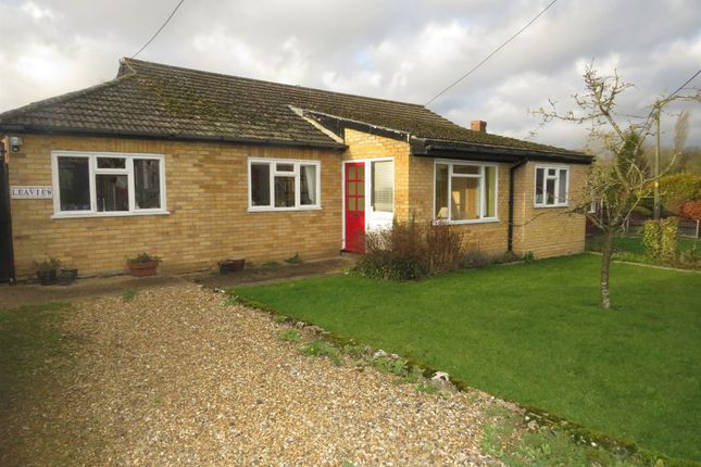 Thumbnail Detached bungalow for sale in Town Lane, Garvestone, Norwich