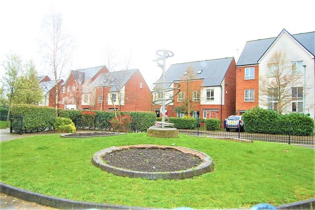 Front View of Greenhead Street, Burslem, Stoke-On-Trent ST6