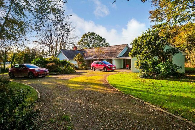 Thumbnail Bungalow for sale in St. Tudy, Bodmin