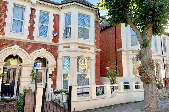 Thumbnail Semi-detached house for sale in Denzil Avenue, Newtown, Southampton
