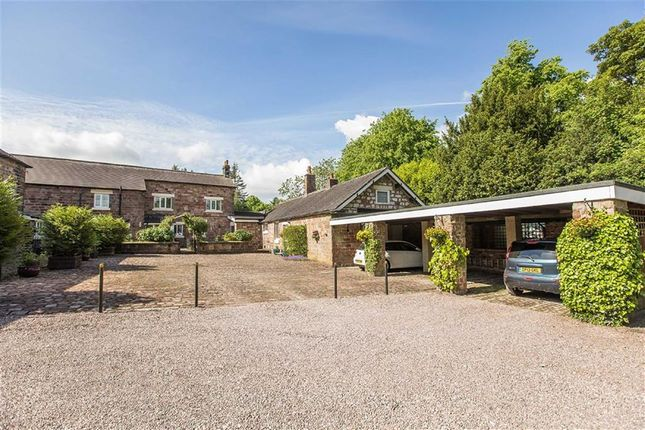 Thumbnail Detached house for sale in Abbey Road, Wetley Rocks, Stoke-On-Trent