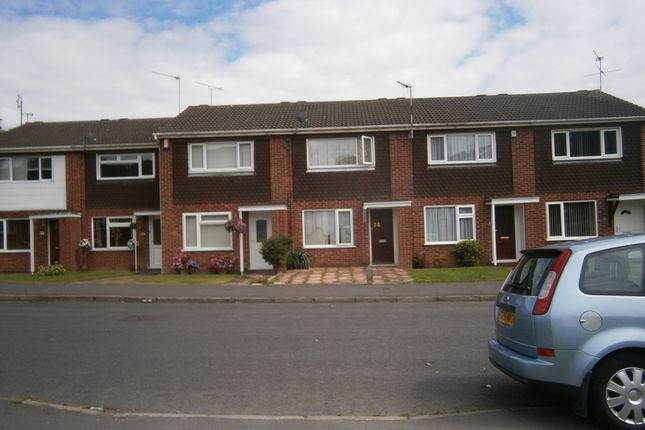 Thumbnail Terraced house for sale in Tresillian Road, Exhall Coventry