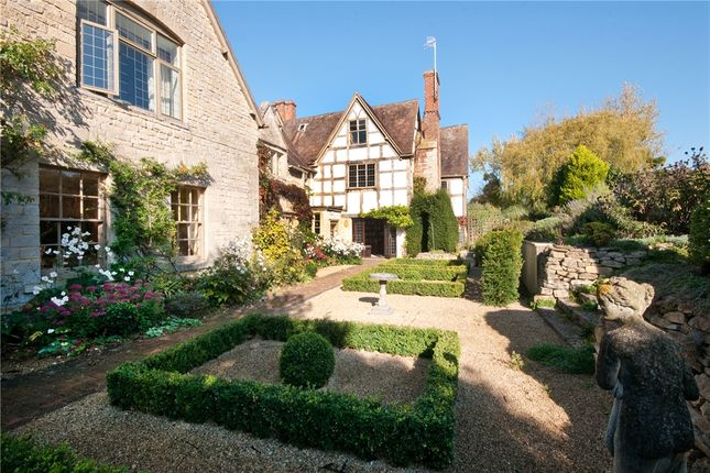 Thumbnail Detached house for sale in Bredon's Norton Manor, Bredons Norton, Gloucestershire