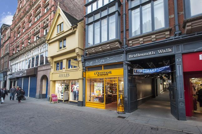 Thumbnail Flat to rent in Bridlesmith Chambers, Bridlesmith Walk, Nottingham