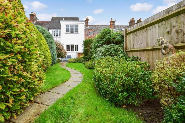Thumbnail End terrace house for sale in New Road, Crowborough, East Sussex