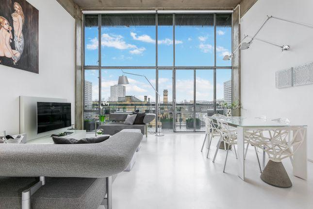 Thumbnail Duplex to rent in Wenlock Road, London