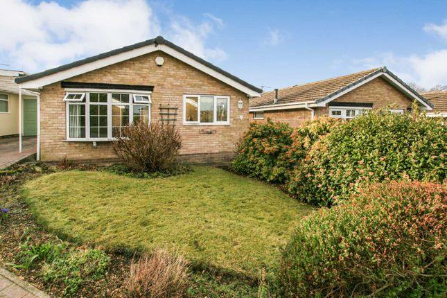 Thumbnail Bungalow for sale in Draycott Place, Dronfield Woodhouse, Derbyshire