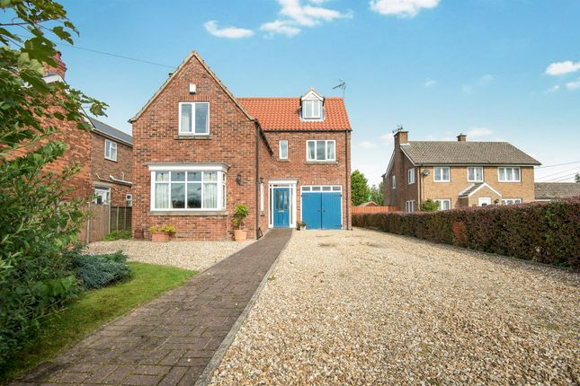 Thumbnail Detached house for sale in Old Trent Road, Beckingham, Doncaster